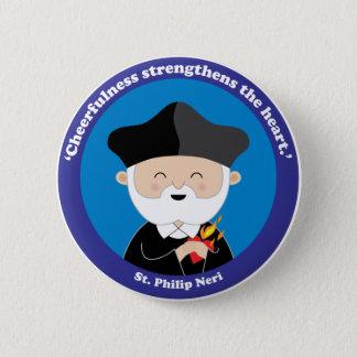 St. Philip Neri Pinback Button