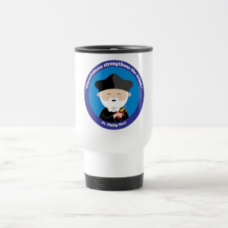 St. Philip Neri Travel Mug