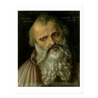 St. Philip the Apostle, 1516 (oil on canvas) Postcard