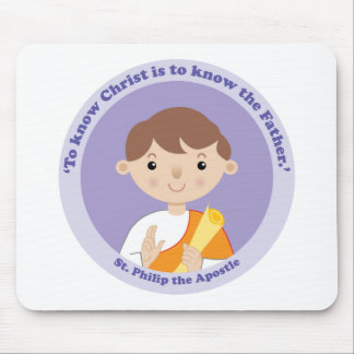 St. Philip the Apostle Mouse Pad