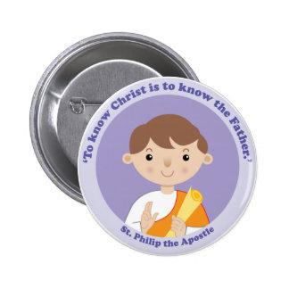 St. Philip the Apostle Pinback Button