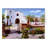 St Philips de Tucson Arizona en la misión de las c Felicitación