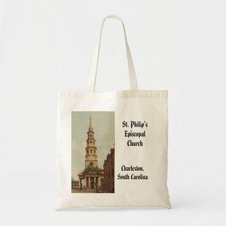 St. Philip's Tote Bag