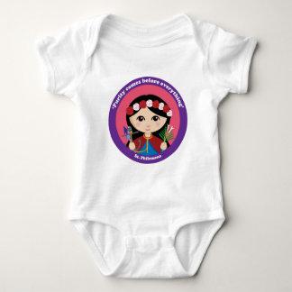 St. Philomena Baby Bodysuit
