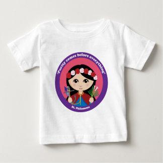 St. Philomena Baby T-Shirt
