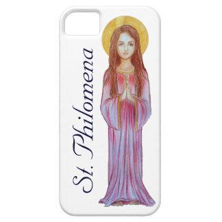 St. Philomena iPhone 5 Case