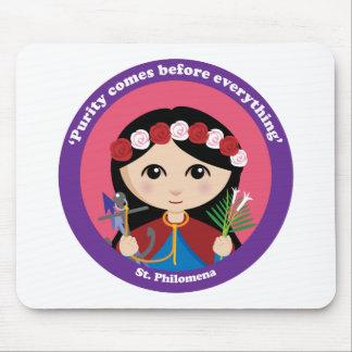 St. Philomena Mouse Pad