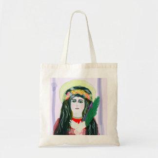 St. Philomena Tote Bag
