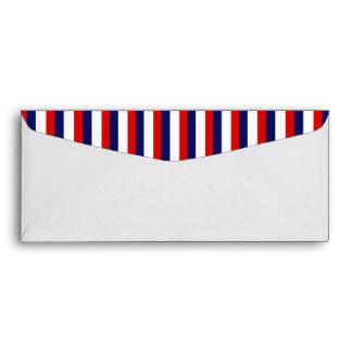 ST. PIERRE Flag Envelope