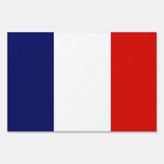 ST. PIERRE Flag Sign