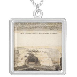 St Pierre Plateau Custom Necklace