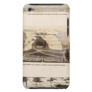 St Pierre Plateau iPod Touch Case