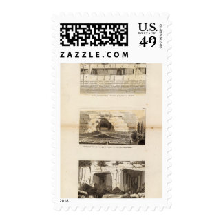 St Pierre Plateau Postage Stamps