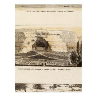 St Pierre Plateau Postcards