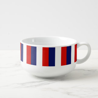 ST. PIERRE SOUP BOWL WITH HANDLE