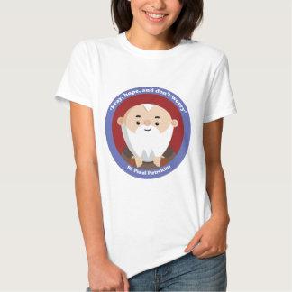 St Pio of Pietrelcina T Shirt