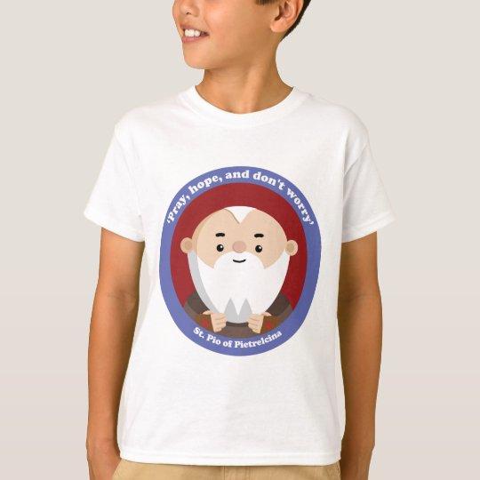 St Pio of Pietrelcina T-Shirt