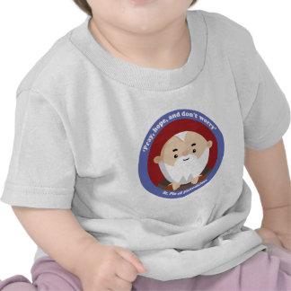 St Pio of Pietrelcina Tee Shirt