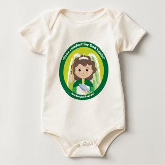 St. Raphael the Archangel Baby Bodysuit