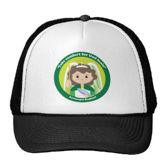 St. Raphael the Archangel Trucker Hat