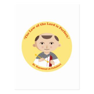 St. Raymond of Peñafort Postcards