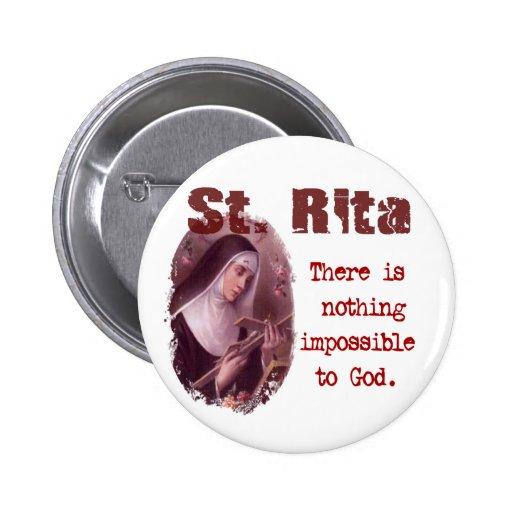 St. Rita Buttons