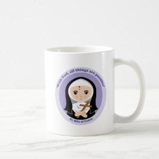 St. Rita of Cascia Coffee Mugs