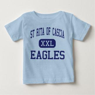 St Rita Of Cascia - Eagles - High - Chicago Baby T-Shirt