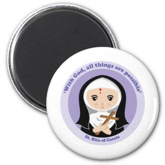 St. Rita of Cascia Magnet