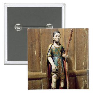 St. Rocco Pinback Button