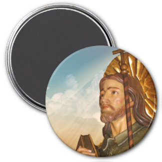 St. Rocco - San Rocco - St. Roch Religious Magnet