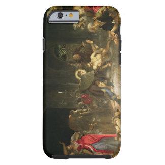 St. Roch Curing the Plague Tough iPhone 6 Case