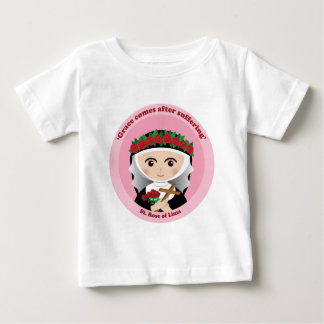 St. Rose of Lima Baby T-Shirt