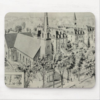 St Rose's Church, Meriden Mouse Pad