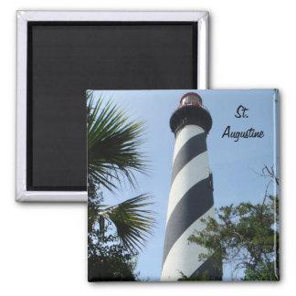 St. Saint Augustine Lighthouse Photo Magnet