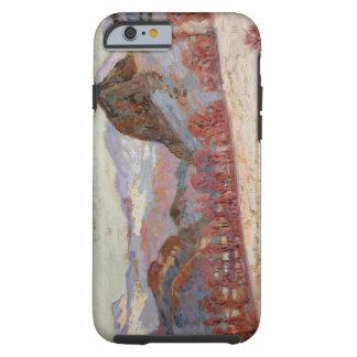 St Sauves d Auvergne c 1900 oil on panel iPhone 6 Case
