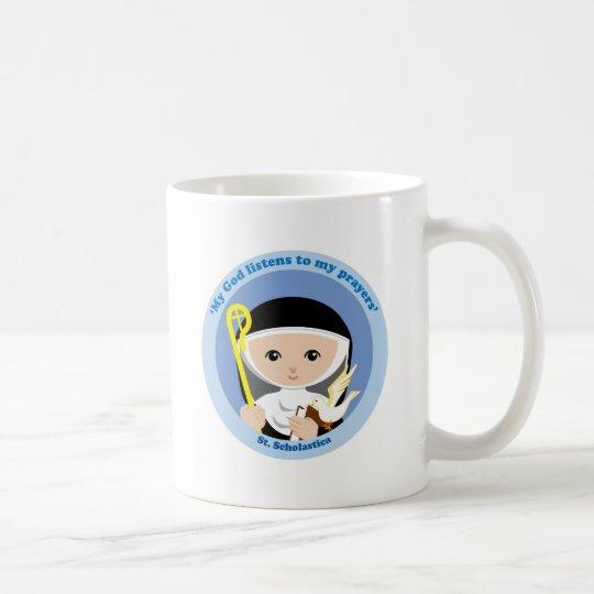 St. Scholastica Coffee Mug