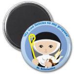 St. Scholastica Magnets