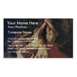 St. Sebastian And The Women By Troger Paul Double-Sided Standard Business Cards (Pack Of 100)