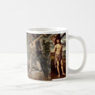 St. Sebastian Classic White Coffee Mug