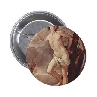 St. Sebastian de Guido Reni- Pin