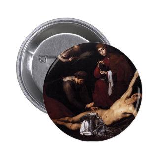 St. Sebastian de Jusepe Ribera- tendido por las mu Pins