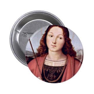 St. Sebastian de Raffael (la mejor calidad) Pin