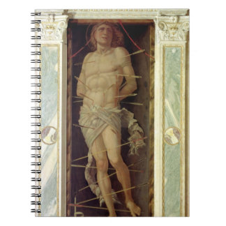 St. Sebastian Notebook