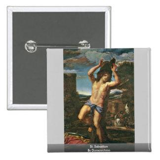 St. Sebastian por Domenichino Pins