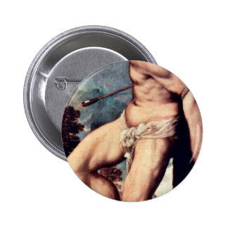 St. Sebastian por Tizian (la mejor calidad) Pins