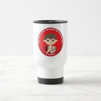 St. Sebastian Travel Mug