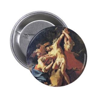 St. Sebastian y las mujeres de Troger Paul Pin