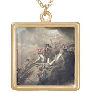 St. Sebastians, 31st August 1813, from 'The Victor Gold Plated Necklace