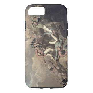 St. Sebastians, 31st August 1813, from 'The Victor iPhone 8/7 Case